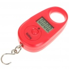"1.1"" LCD Portable Digital Electronic Weighting Hook Scale - Random Color (15kg x 5g)"