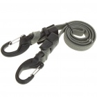 Nite Ize Adjustable Bungee Cord with Carabiner Clips