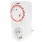 Heavy Duty Indoor Mechanical Timer (230V)