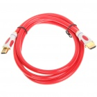 HDMI V1.4 Male to Male Cable (1.4M-Length)