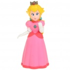 Super Mario Princess Figure Toy Doll - Pink + Yellow