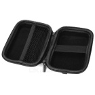 Compact Protective Hard Case for IXUS 105/118/100/200 & Sony W350/W330/W370 - Black