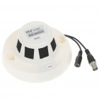 CMOS Surveillance Security Camera - White (DC 12V)