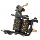 Professional Low Carbon Steel Tattoo Machine Liner Shader Gun