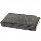 Stylish Replacement Housing Case Enclosure for DS Lite - Black