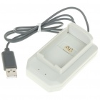 5-in-1 Charging Kit for Xbox 360 Slim - White