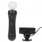 Genuine PS3 Move Motion Controller + Eye Camera Friendly Pack