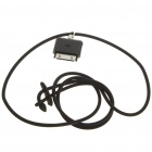 Fashion Neck Strap Connector for iPod/iPhone - Black (42CM-Length)