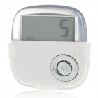 """1.5"""" LCD Clip-on Pedometer (1 x AG10)"""