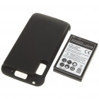 Replacement 3.7V 3500mAh Battery Pack with Back Case for Motorola MB860/BH6X/ATRIX 4G