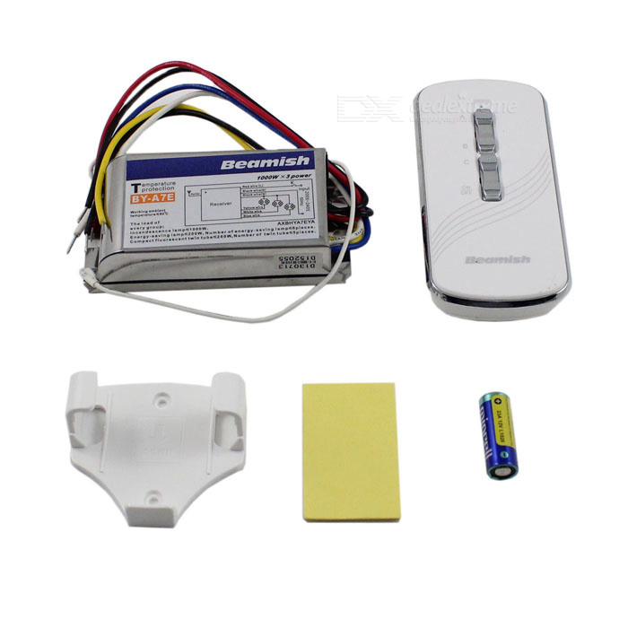 BY-A7 Wireless Remote Control Light Switch съемник jtc 4279