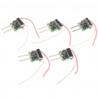 4W 4-LED Power Drivers for MR16 Lamp Light (12V / 5-Pack)