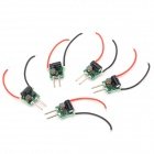 6W 3-LED Power Drivers for MR16 Lamp Light (12V / 5-Pack)
