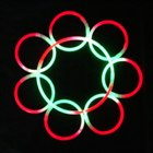 Super Mega Dual Color Glowsticks (Assorted 100-Pack)