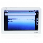 "Gemei HD8900 Pro 5 ""Touch Screen LCD-Android 2.2 Tablet PC PMP w / Wi-Fi/HDMI/TF - Weiß (8GB)"