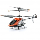 C7 3.5-CH R/C Gyroscope Helicopter with 300 KP Lens Spy Camera - Red (1GB TF/IR Remote/6 x AA)