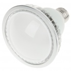 E27 7W 6500K 630-Lumen 7-LED White Light Bulb (AC 85~265V)