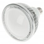 E27 12W 6500K 1050-Lumen 12-LED White Light Bulb (AC 85~265V)