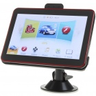 "5"" Touch Screen LCD WinCE 6.0 GPS Navigator w/ FM + Internal 4GB Europe Maps"