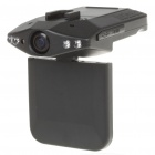 3MP Wide Angle Car DVR Camcorder w/ 4-LED IR Night Vision/SD (2.5