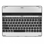 Aluminum Case with Bluetooth 3.0 Keyboard for Apple iPad 2