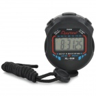 "1.5"" LCD Chronograph Digital Sports Stopwatch with Strap (1 x AG10)"