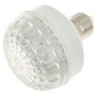 E27 4W 6500K 260-Lumen 60-LED White Light Bulb (AC 85~245V)