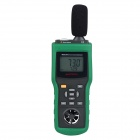 MS6300 Multi-Functional Tester l'environnement (1 x 6F22)