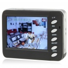 "2.0"" TFT Car DVR Camcorder with Recording/USB/TF Slot"