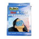 Dr. Yes Re-usable Hot and Cold Eye Mask