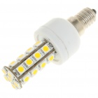 E14 5.5W 30xSMD 5050 Warm White LED Light Bulb (85~265V)