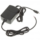 USB Adapter Charger for GPS - Black (12~24V)