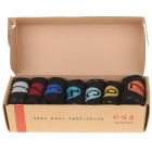 Days Of The Week Socks for Male - Black (7-Pair Pack)