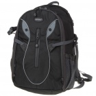 Multifunction Backpack Double-Shoulder Bag for Laptop / Camera - Black