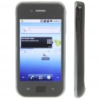 "3.5"" Touch Screen Android Dual SIM Dual Network Standby Quadband GSM TV Cell Phone w/ WiFi - Black"