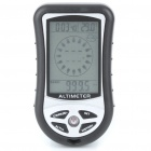 "2.1"" LCD Multifunction Digital Altimeter w/ Compass/Barometer/Clock/Weather/Thermometer (2 x AAA)"