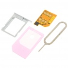 SIM Card Unlock with SIM Card Tray Holder for iPhone 4 4.1 to 4.3.3