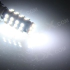H1 2.5W 6500K 160-Lumen 38x3528 SMD LED White Fog Lights for Car (Pair/DC 12V)