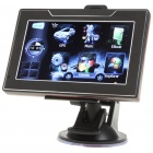 "4,3 ""Touch Screen LCD WinCE 6.0 GPS Navigator w / FM + Internal 4GB USA Karten"