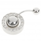 Surgical Steel Multi-Funktions-Body Piercing Ring