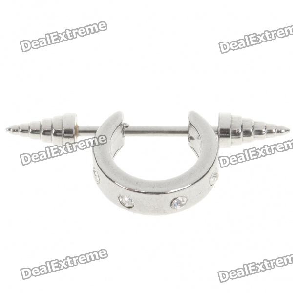 Surgical Steel Multi-Function Body Piercing Ring