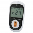 "Yicheng 2.0"" LCD Digital Handheld Blood Glucose Meter Kit"