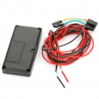 Mini Multi-Function GSM/GPRS/GPS Vehicle Tracker - Black
