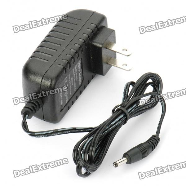 Replacement 4.0mm 1.7mm DC 9V 1.5A Power Adapter Supply (100~240V / 2-Flat-Pin Plug)