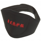 Protective Healthy Neck Support Brace Wrap - Black