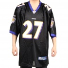 NFL American Football Jersey - Baltimore Ravens No. 27 Rice (Size 54)