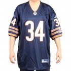 NFL American Football Jersey - Chicago Bears No. 34 Payton (Size 56)