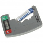 "1.0"" LCD Digital Battery Voltage Tester for R1/LR1/R03/LR03 + More (1 x AAA)"