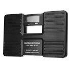 "2.0"" LCD Digital Personal Body Weight Scale - 150kg/100g (2 x AAA)"