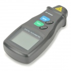 "2.5"" LCD Digital LED Laser Tachometer RPM Tool (3 x AA)"